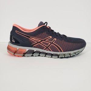 Asics Women's Gel Quantum 360 Gray Running Shoes